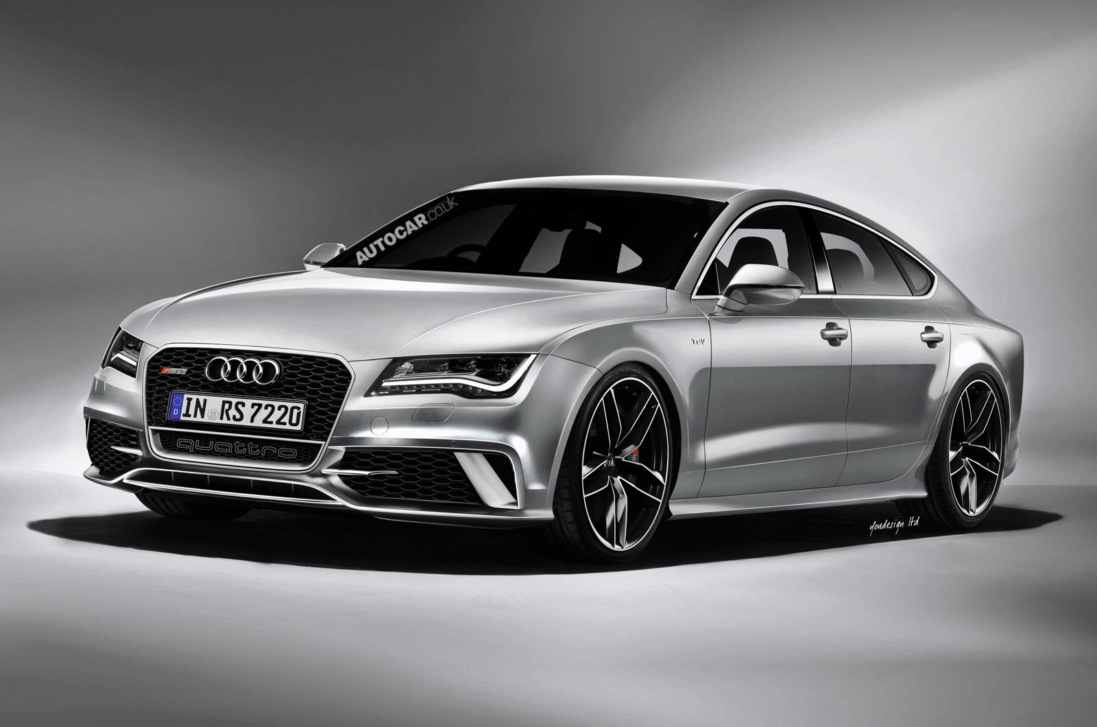 2014 - [Audi] RS7 -1