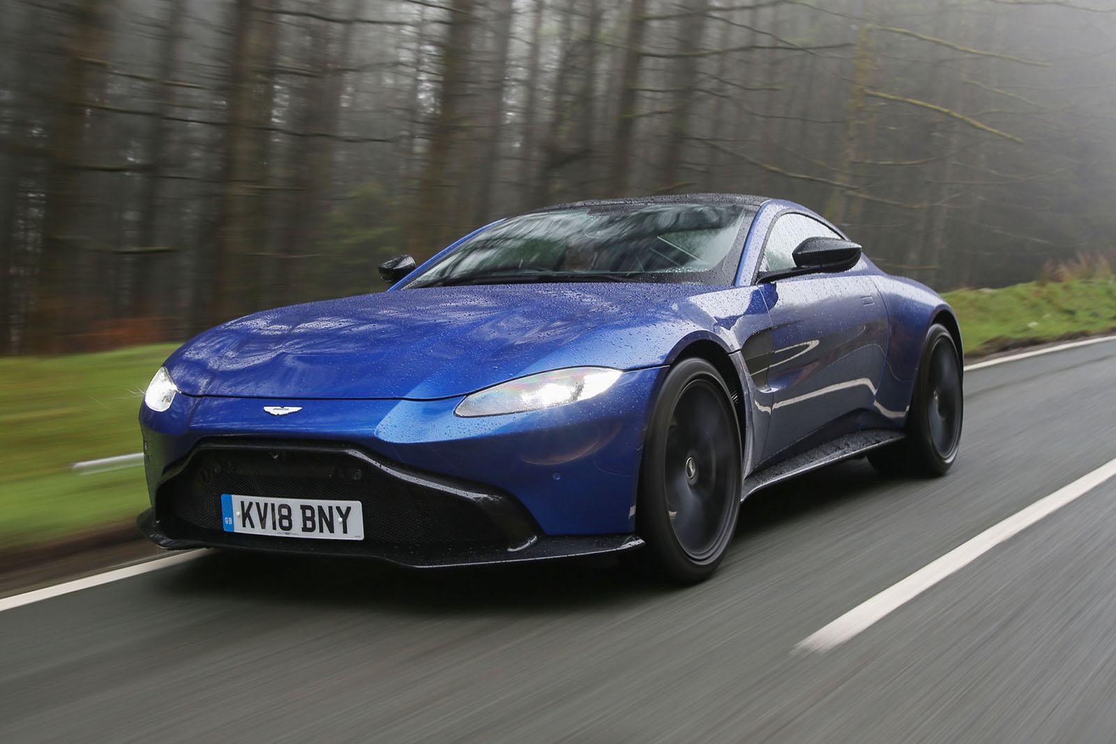 Aston Martin Vantage Review 2021 Autocar