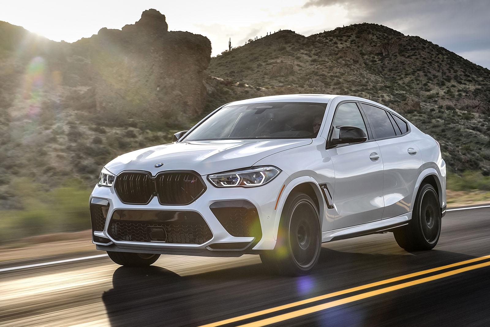 Bmw X6 M Competition Review 2021 Autocar