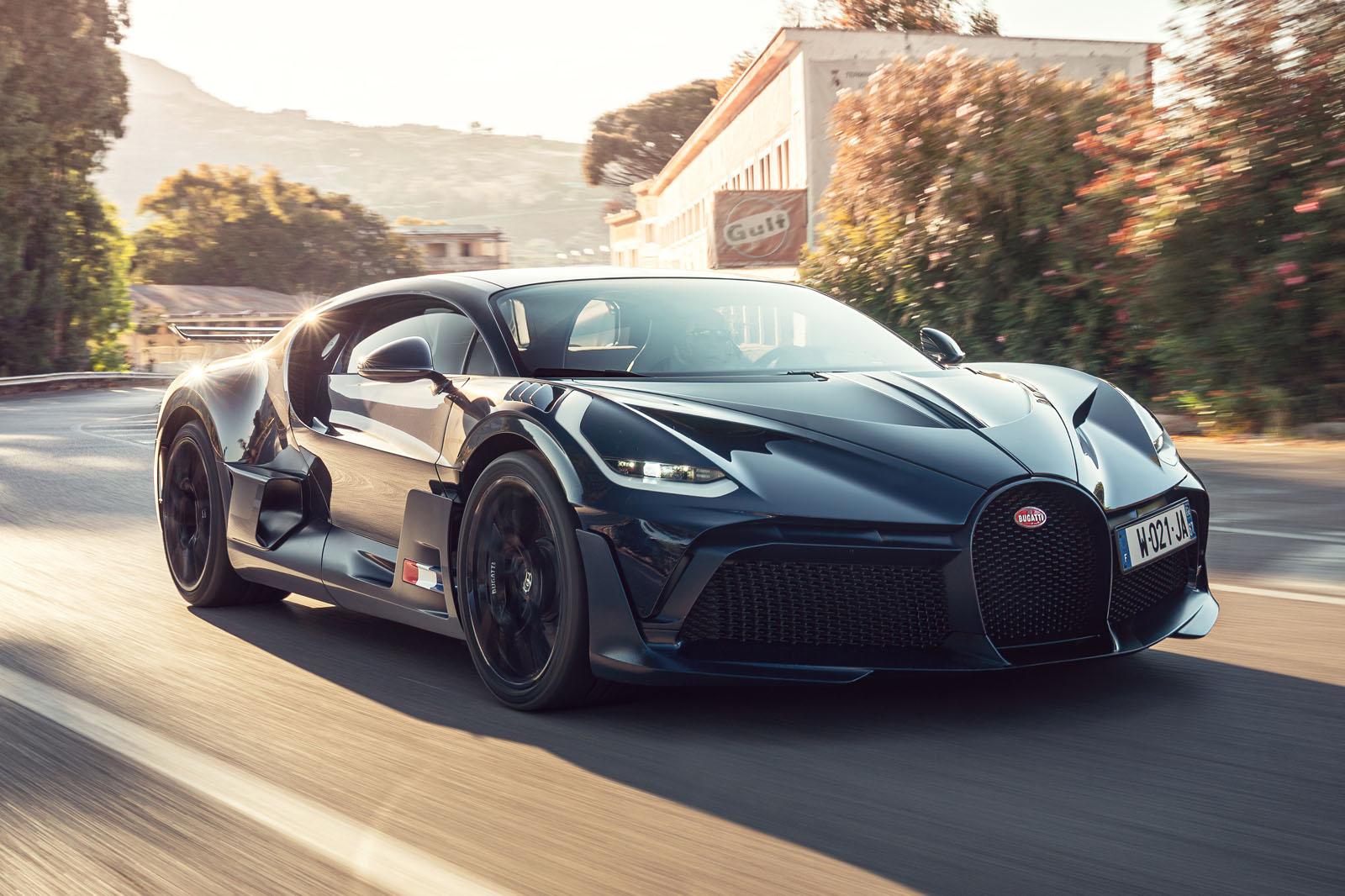 Bugatti Divo Review (2021) | Autocar
