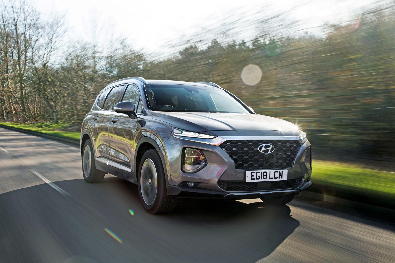 Hyundai Santa Fe Review 2021 Autocar
