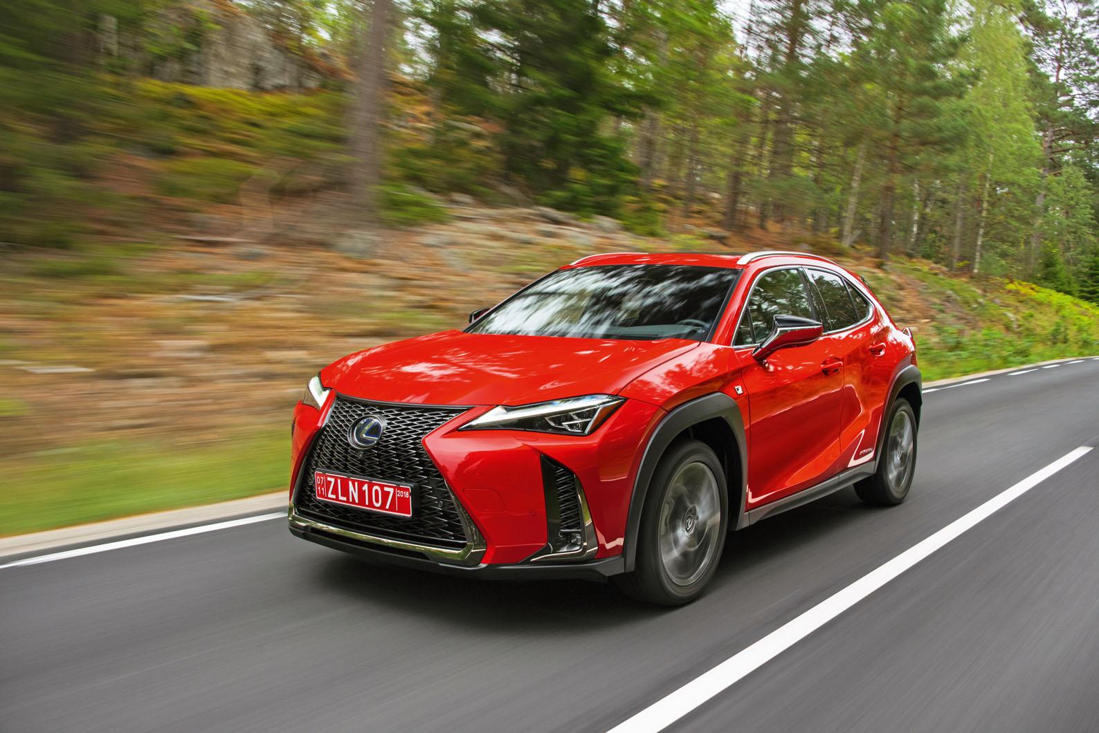 Lexus Ux Review 2021 Autocar