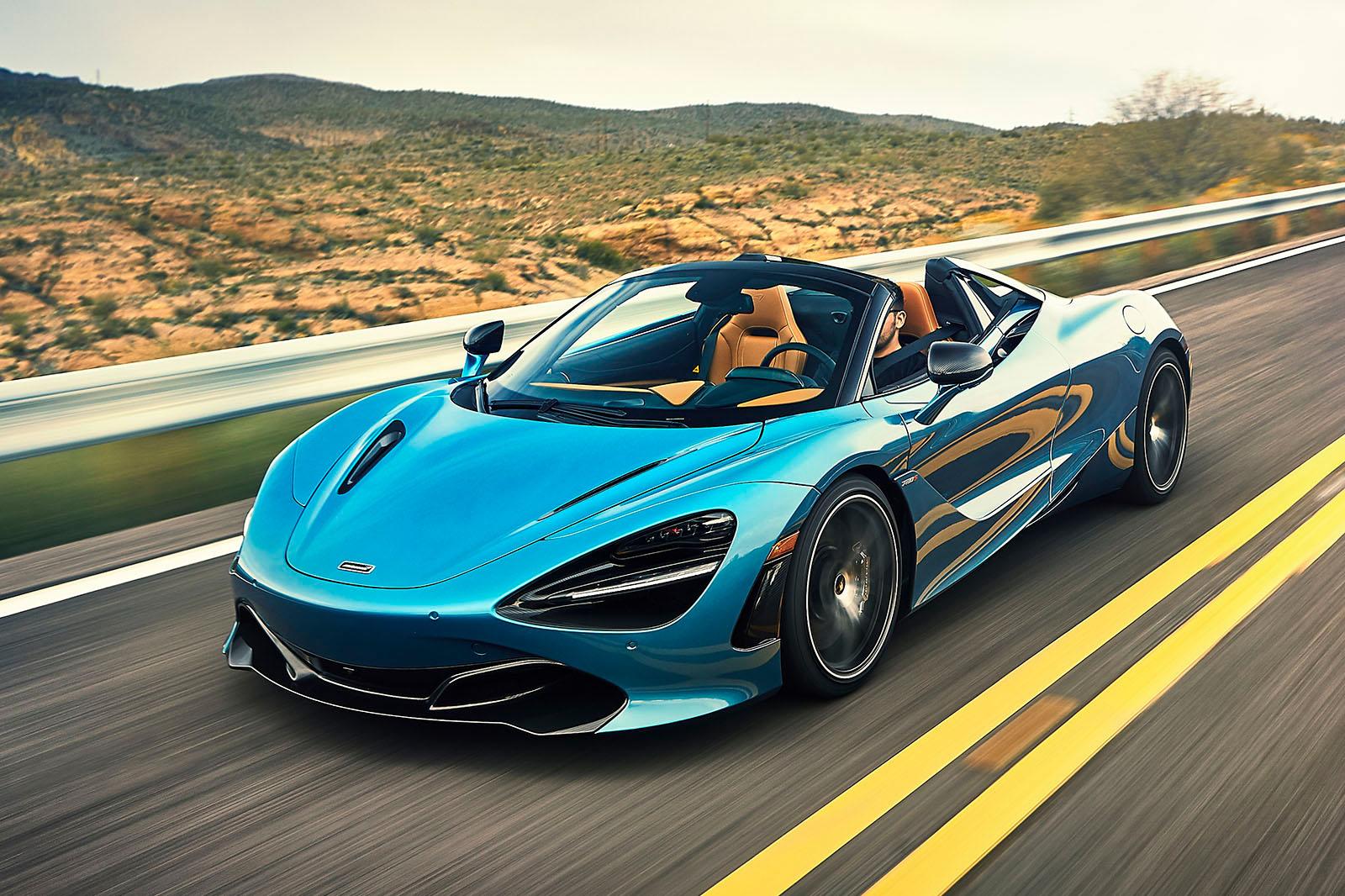 McLaren 720S Spider Review (2020)