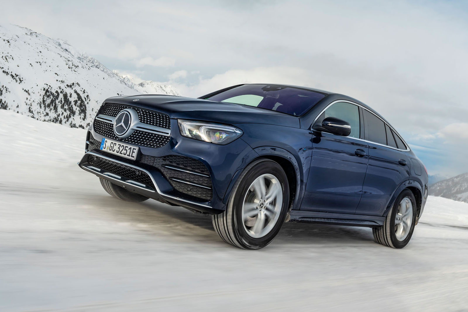Mercedes Benz Gle Coupe Review 2021 Autocar