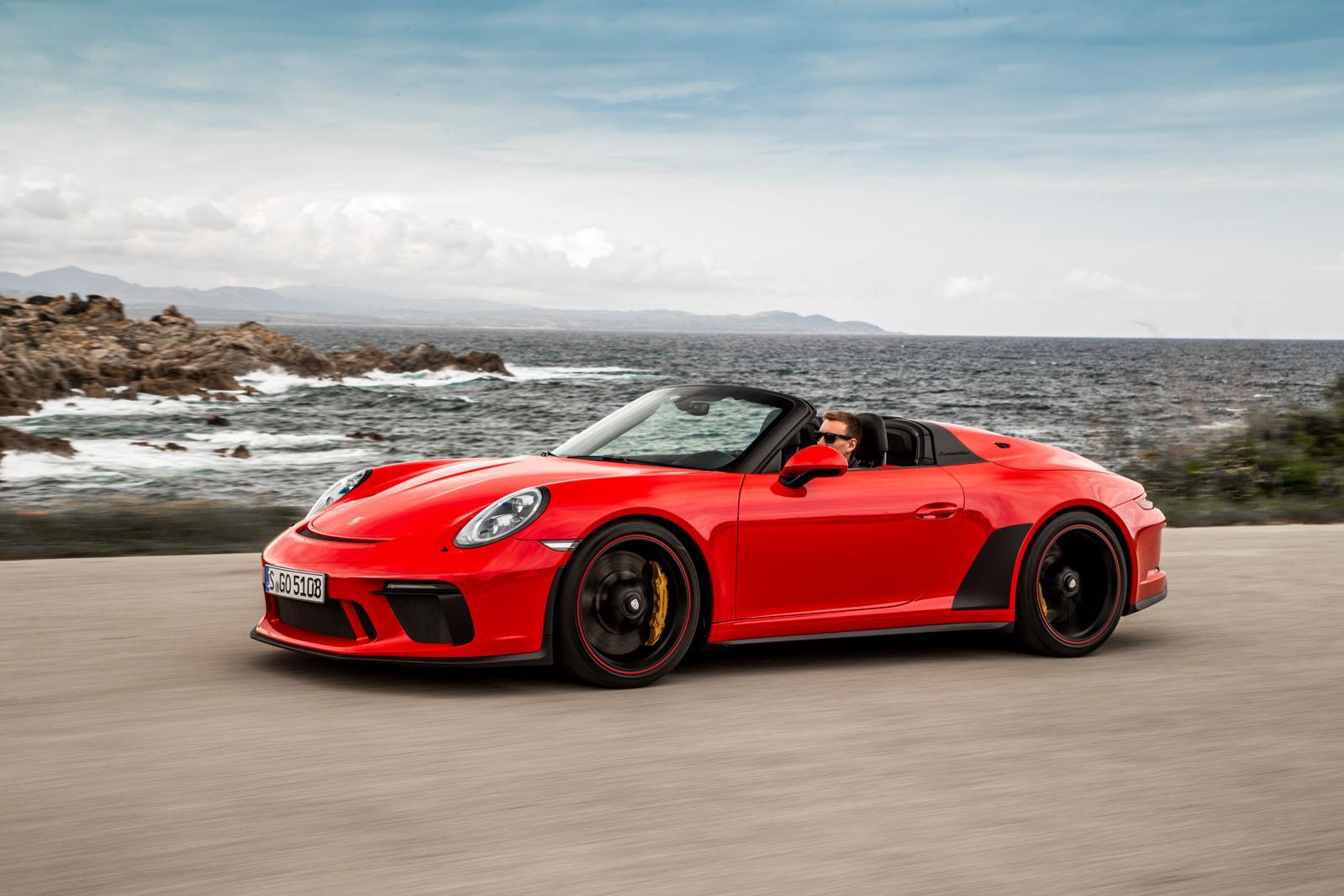 Porsche 911 Speedster Review 2020 Autocar