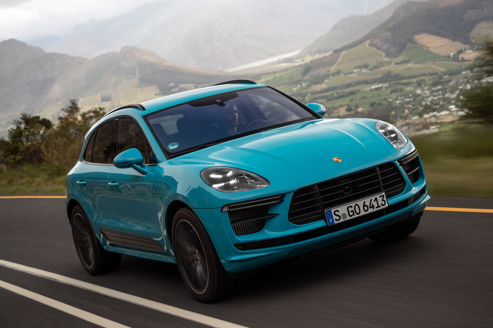 2020 Porsche Macan Turbo Price and Release date