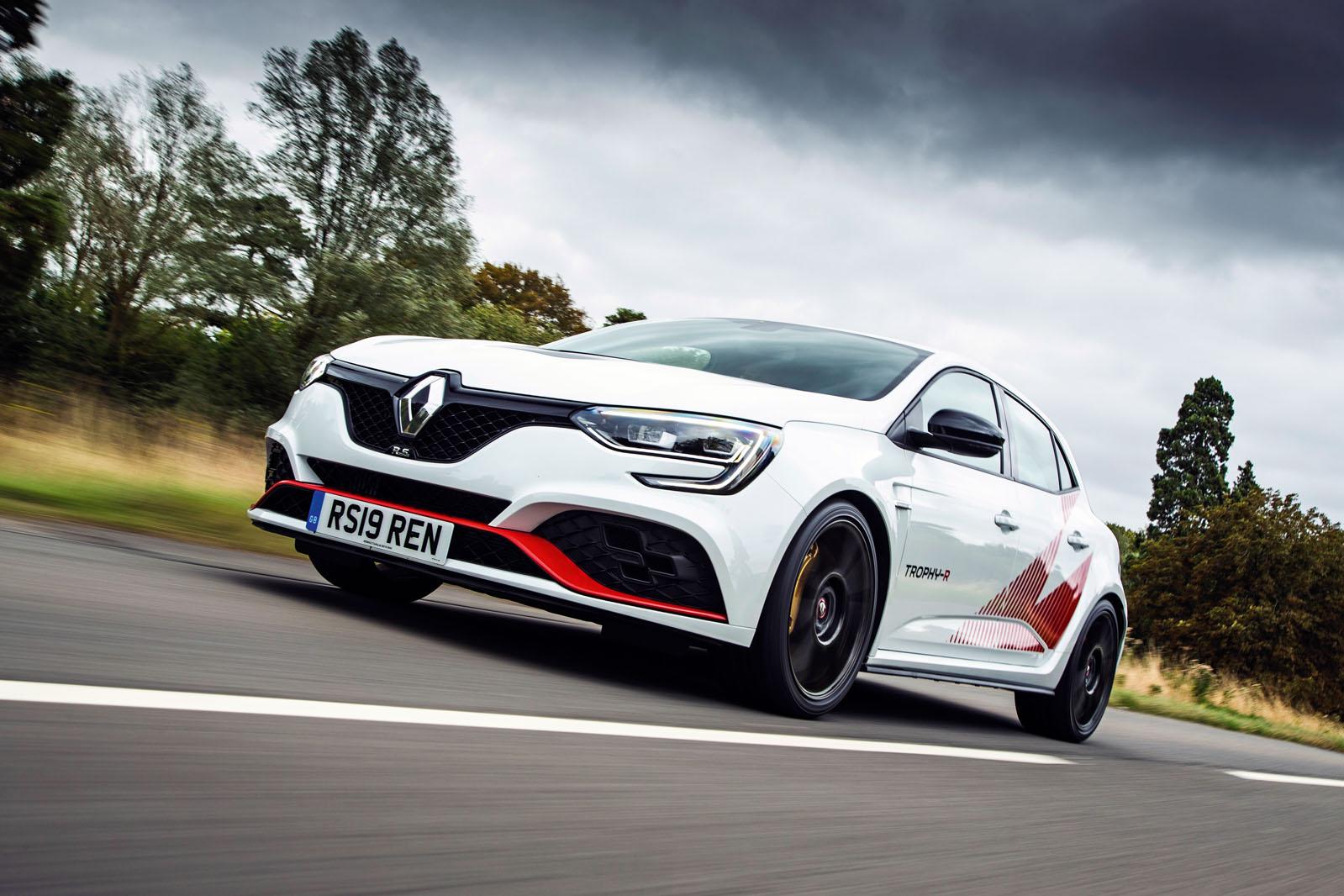 Renault Megane Rs Trophy R Review 2021 Autocar
