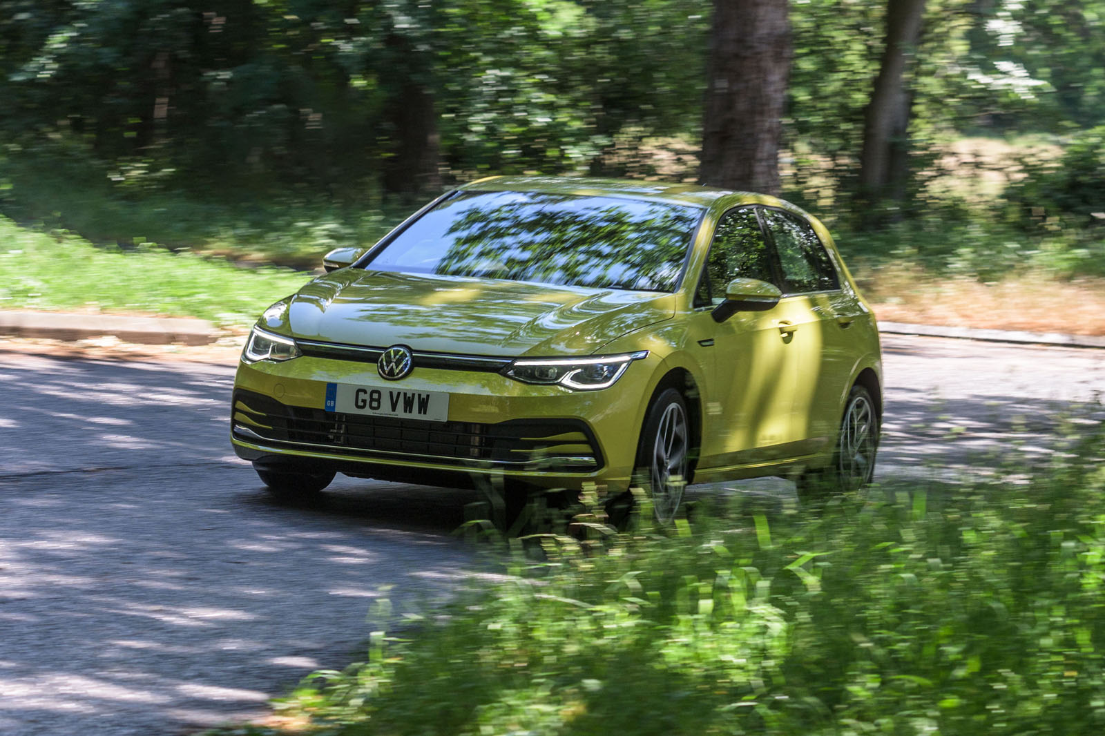 Volkswagen Golf Review 2021 Autocar