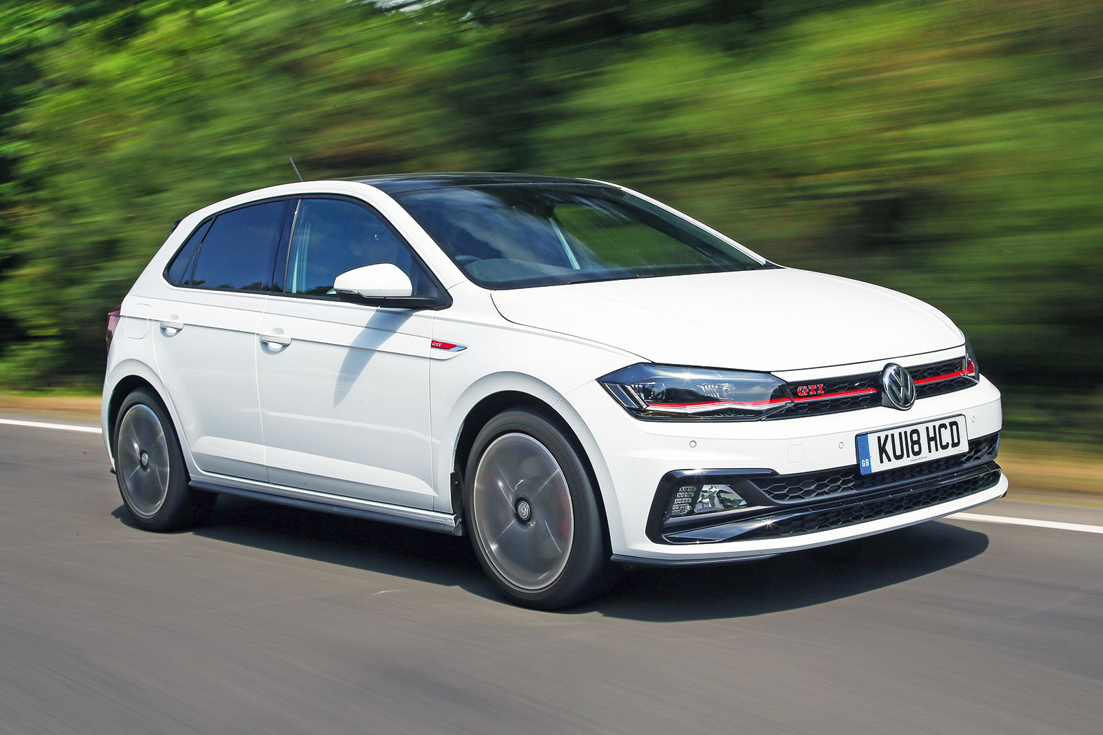 Volkswagen Polo Car Leasing & Contract Hire