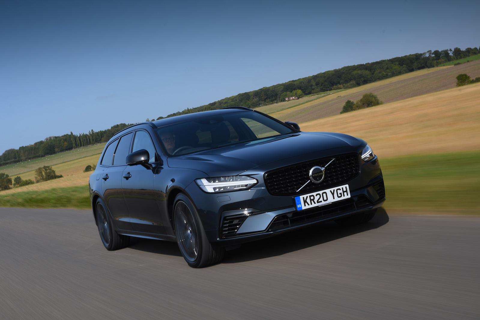 Volvo V90 Review 2021 Autocar