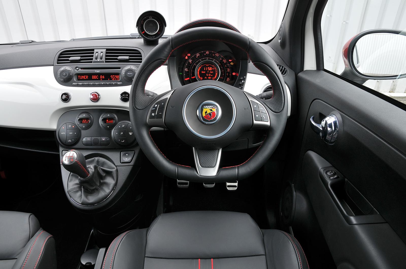 Fiat 500c Abarth Esseesse Review Autocar