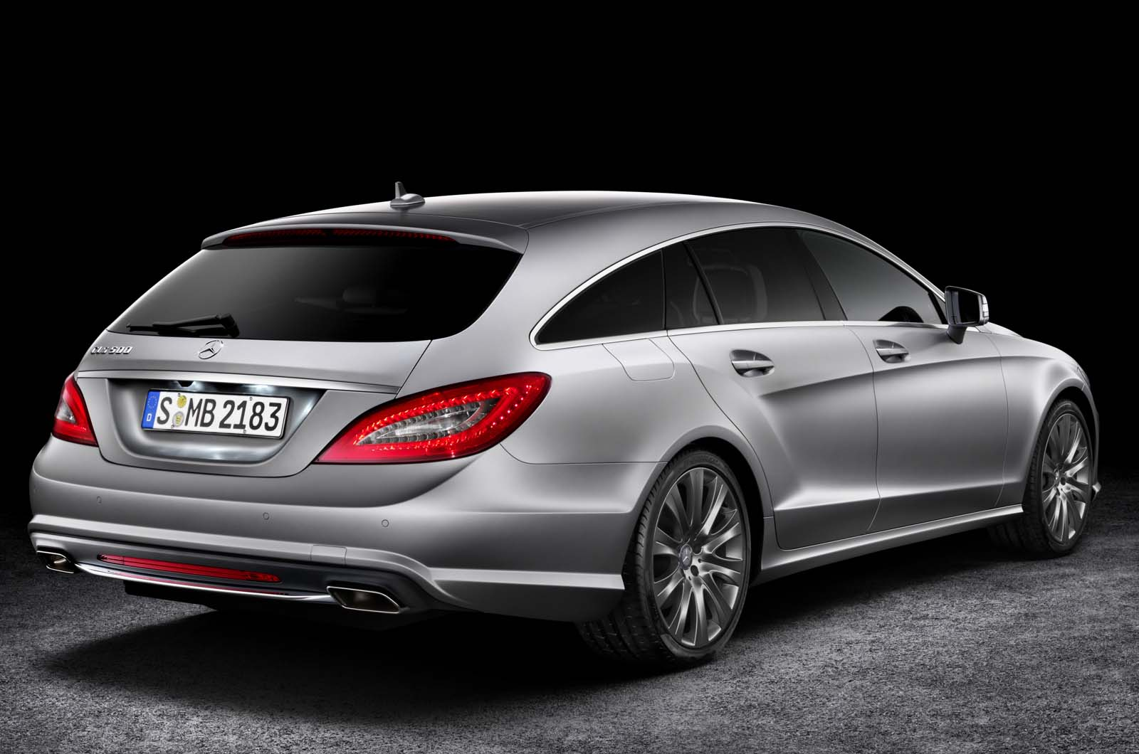 mercedes benz cls shooting brake unveiled autocar. Black Bedroom Furniture Sets. Home Design Ideas