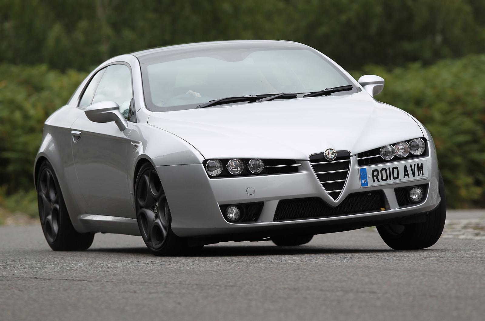 Alfa Romeo Brera 1750 TBi Review | Autocar