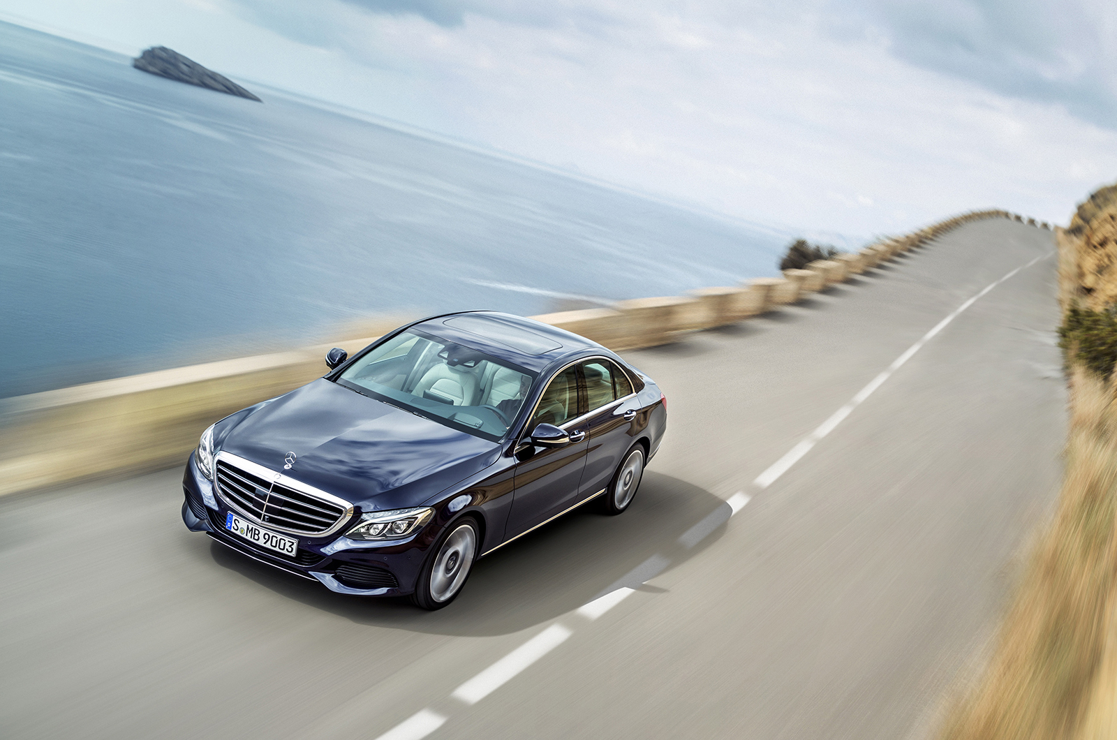 2015 mercedes c class w205 officially revealed mercedes benz forum. Black Bedroom Furniture Sets. Home Design Ideas