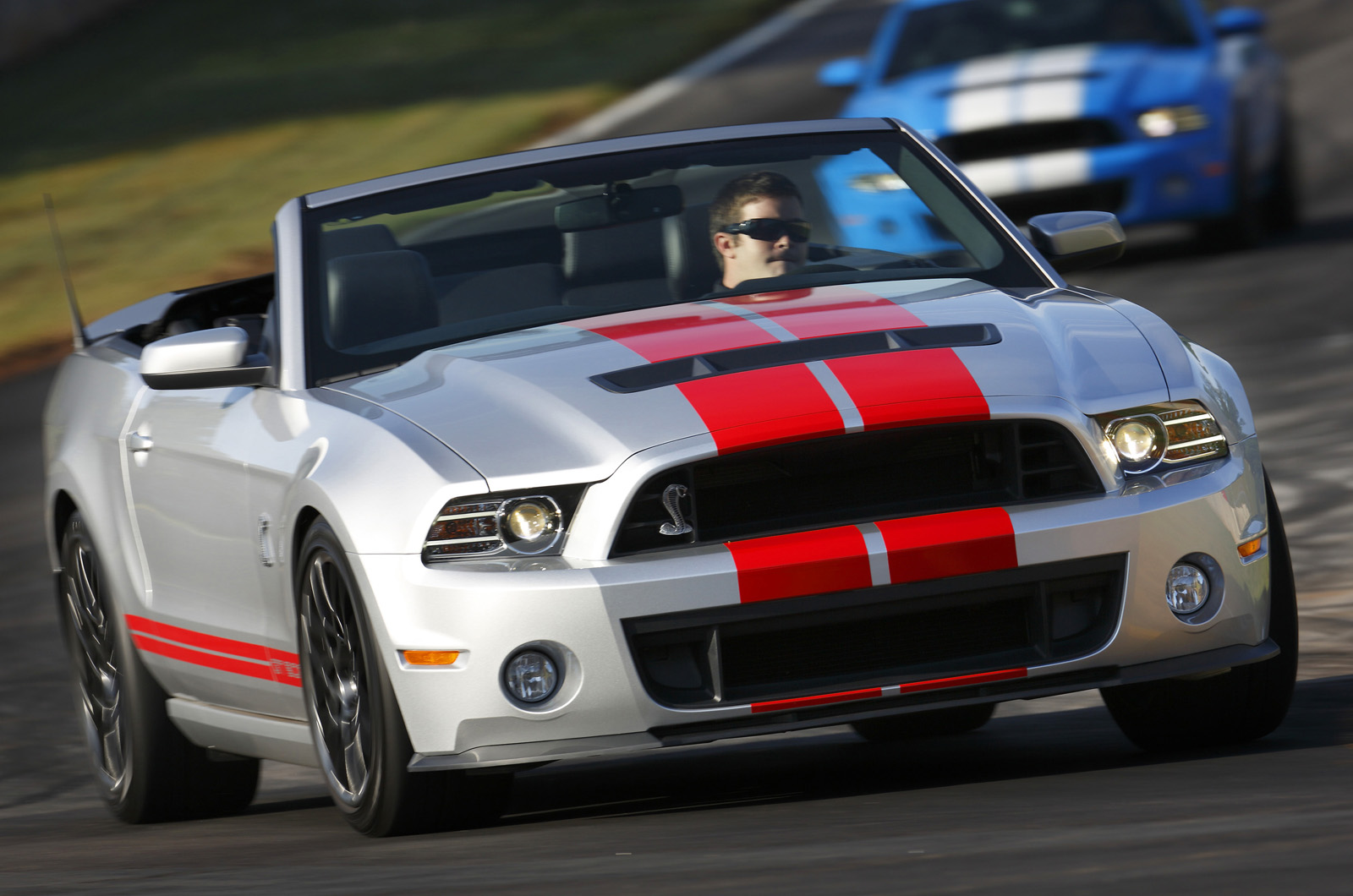 Ford Shelby Gt500 Convertible Review Autocar Gt 500