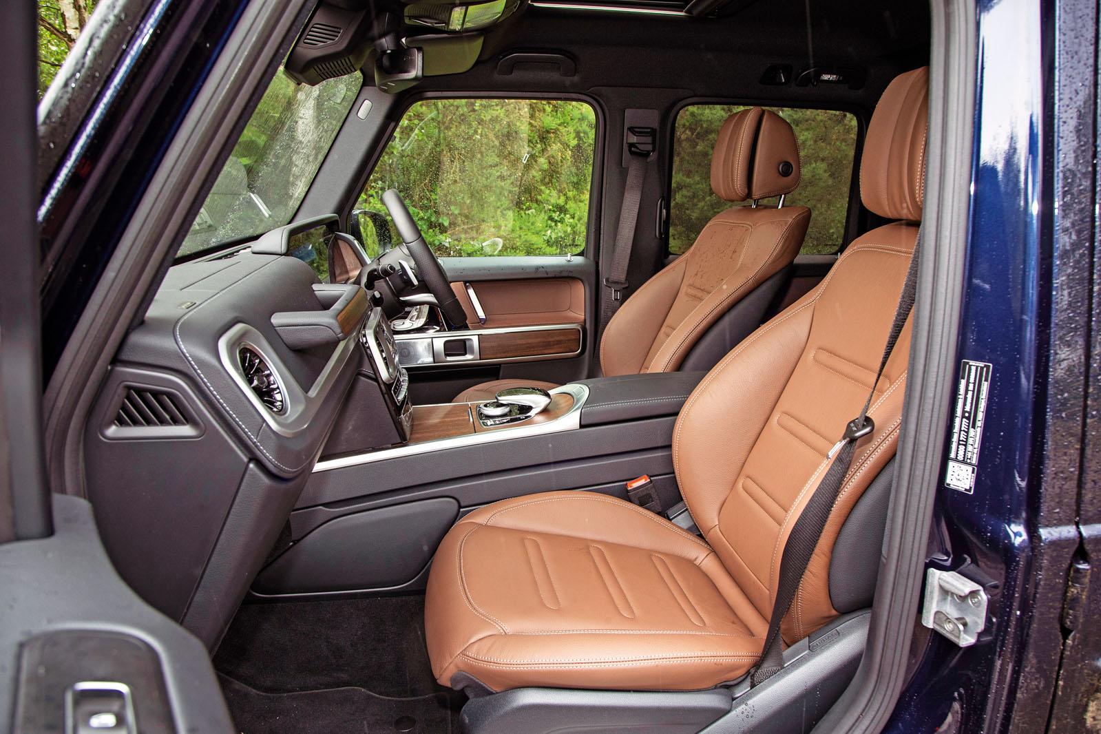 Mercedes Benz G Class Review 2021 Autocar