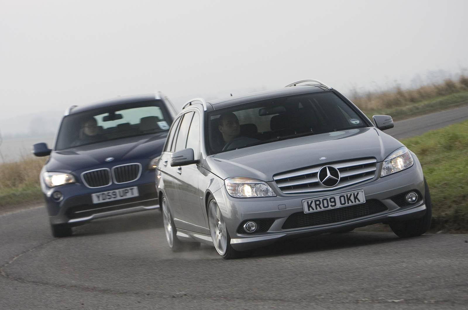 Audi v bmw v mercedes autocar for Mercedes benz target market