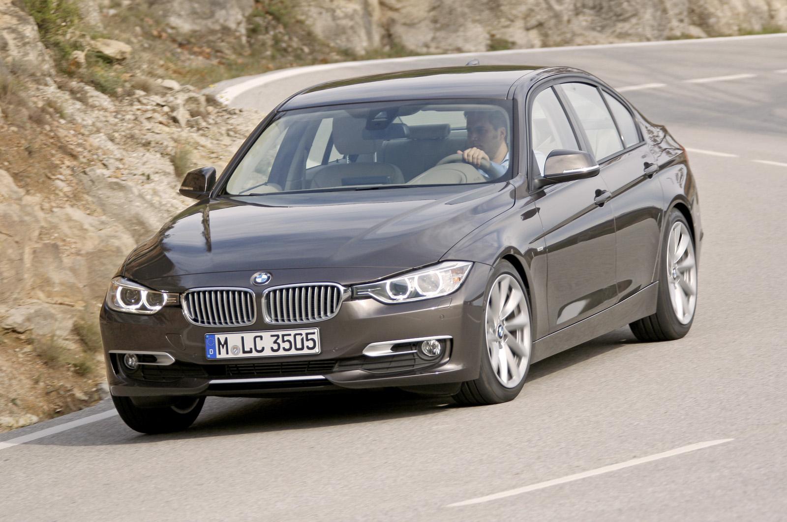 BMW Series D Review Autocar - Bmw 320 new