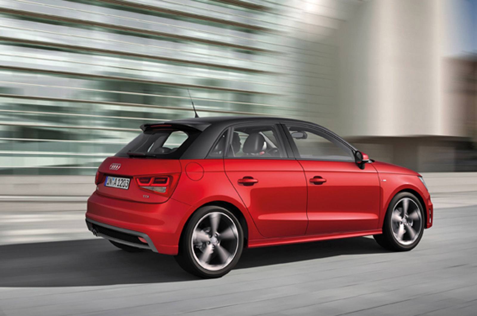 audi a1 sportback 1 4 tfsi cod autocar. Black Bedroom Furniture Sets. Home Design Ideas