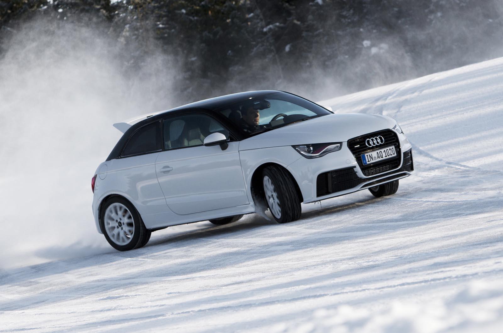 Audi A1 Quattro Review Autocar