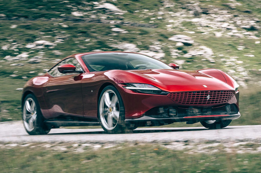 Ferrari Roma Review 2021 Autocar
