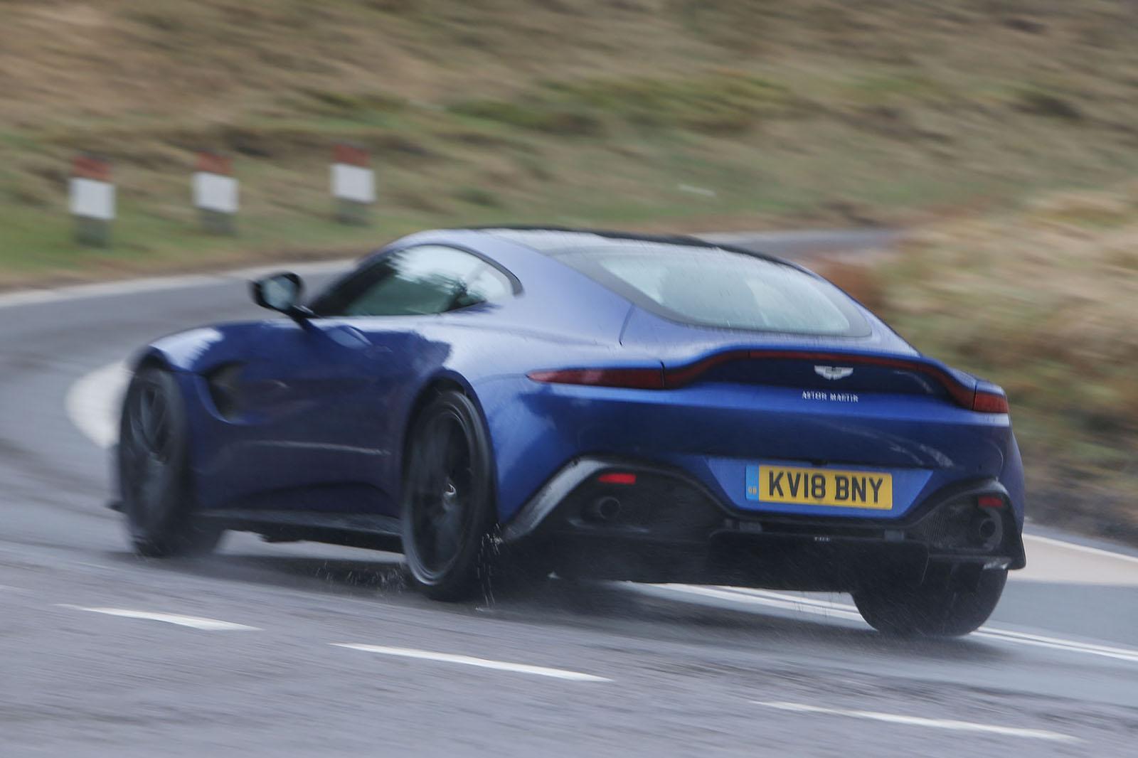 Aston Martin Vantage Design Styling Autocar