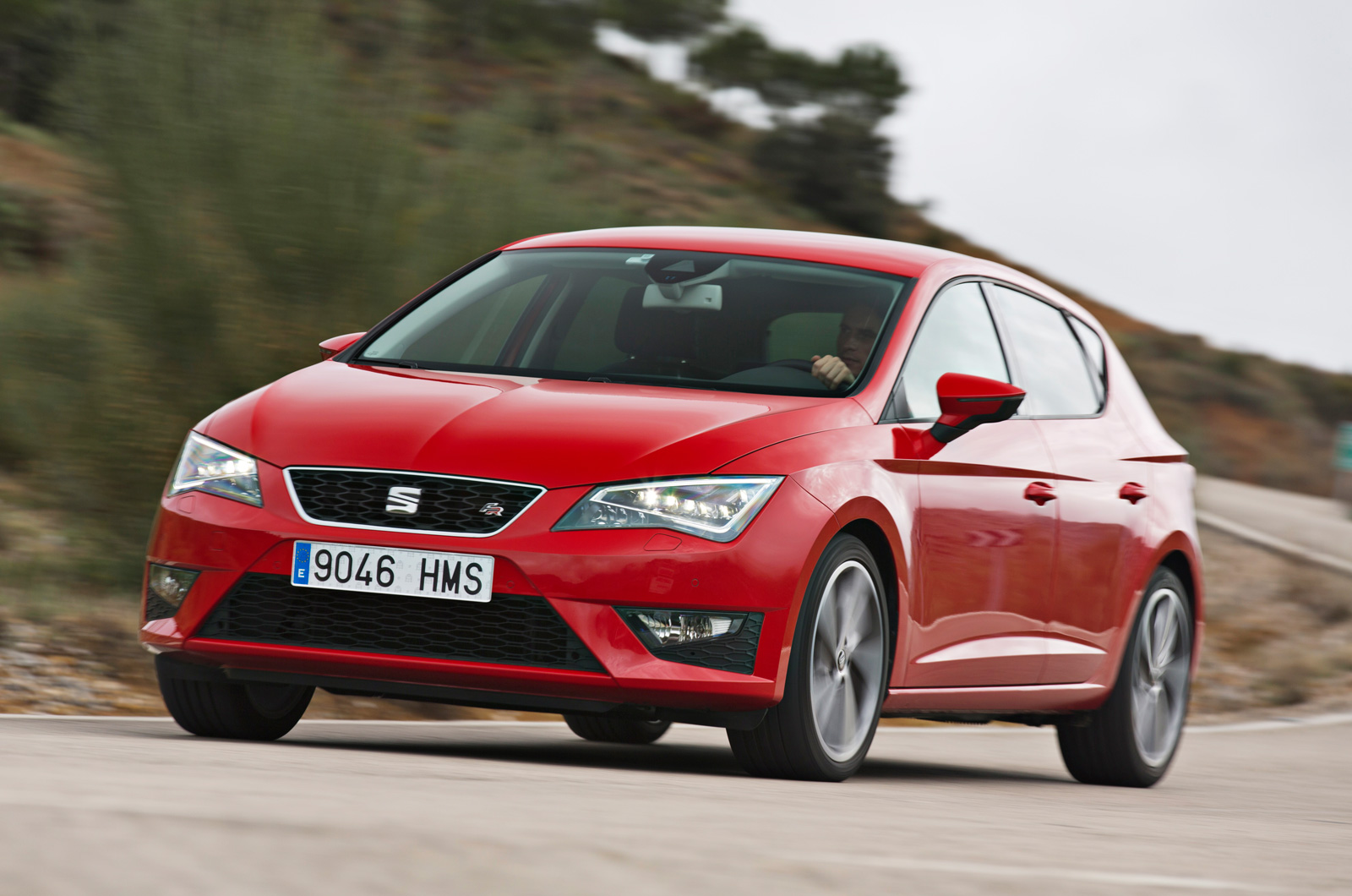 first drive review 2013 seat leon fr 2 0 tdi autocar. Black Bedroom Furniture Sets. Home Design Ideas