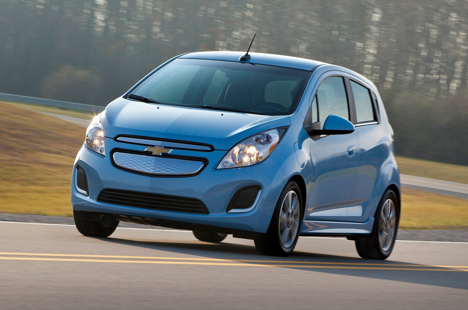Meanwhile chevrolet continues to invest in electric vehicles with the 2014 spark