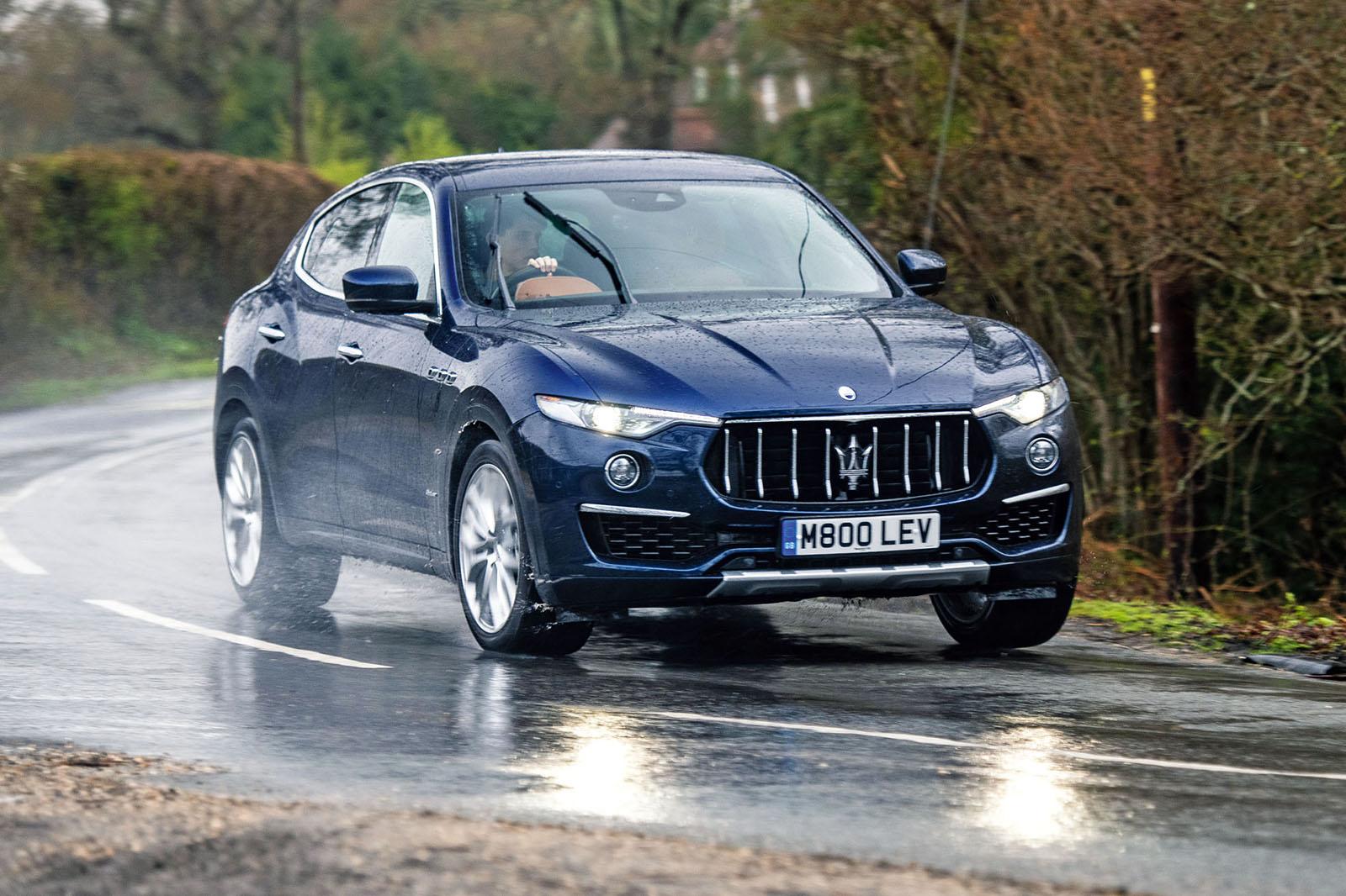 Maserati Levante Ride Handling Autocar