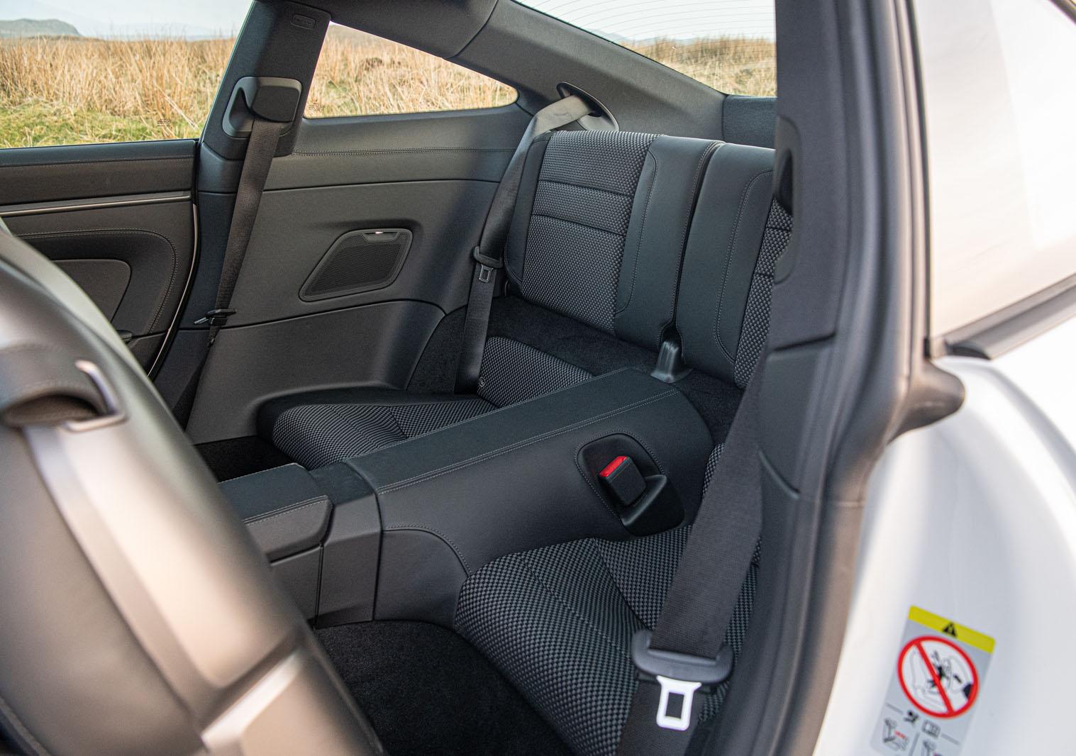 Porsche 911 Interior Autocar