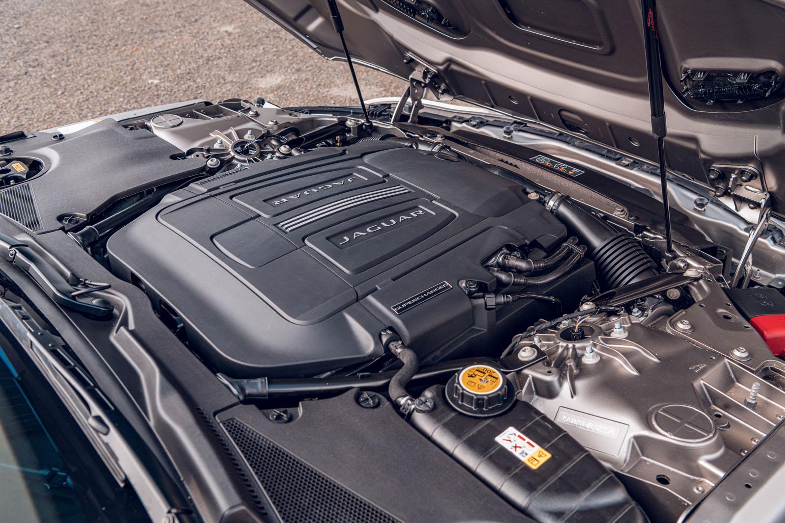 jaguar f-type performance   autocar