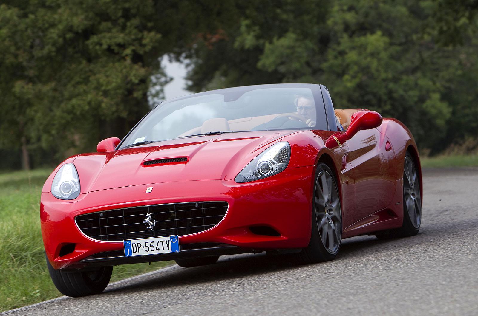 Ferrari California 2010 review | Autocar