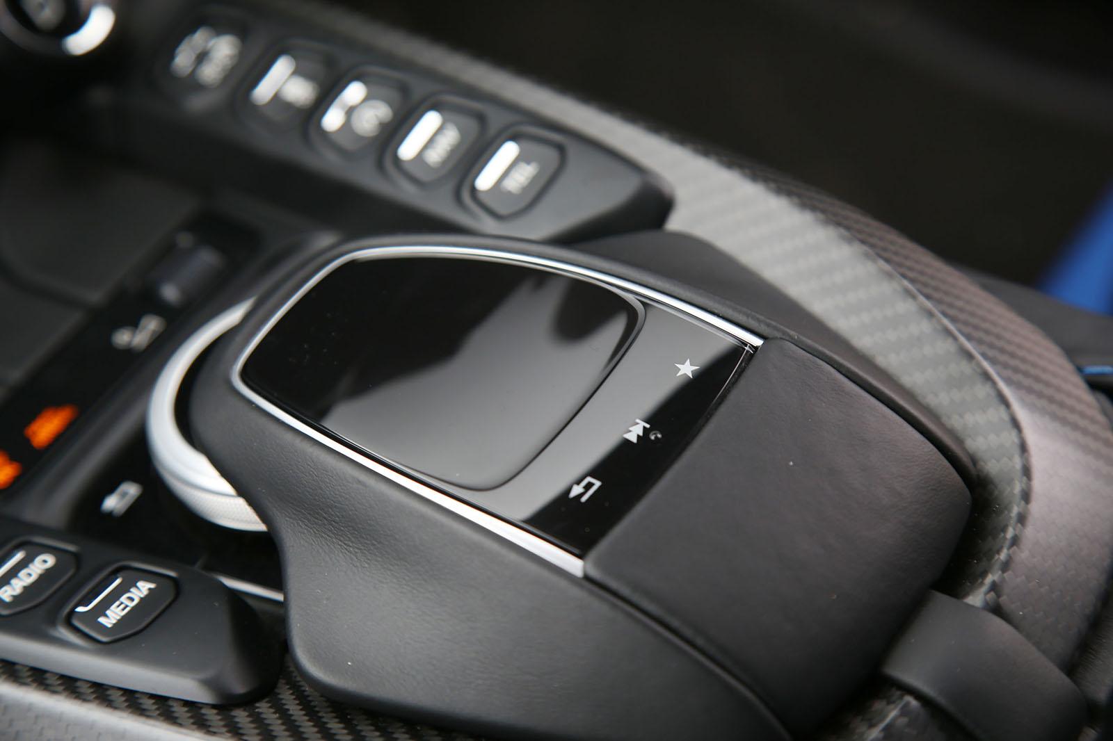 Aston Martin Vantage Interior Autocar