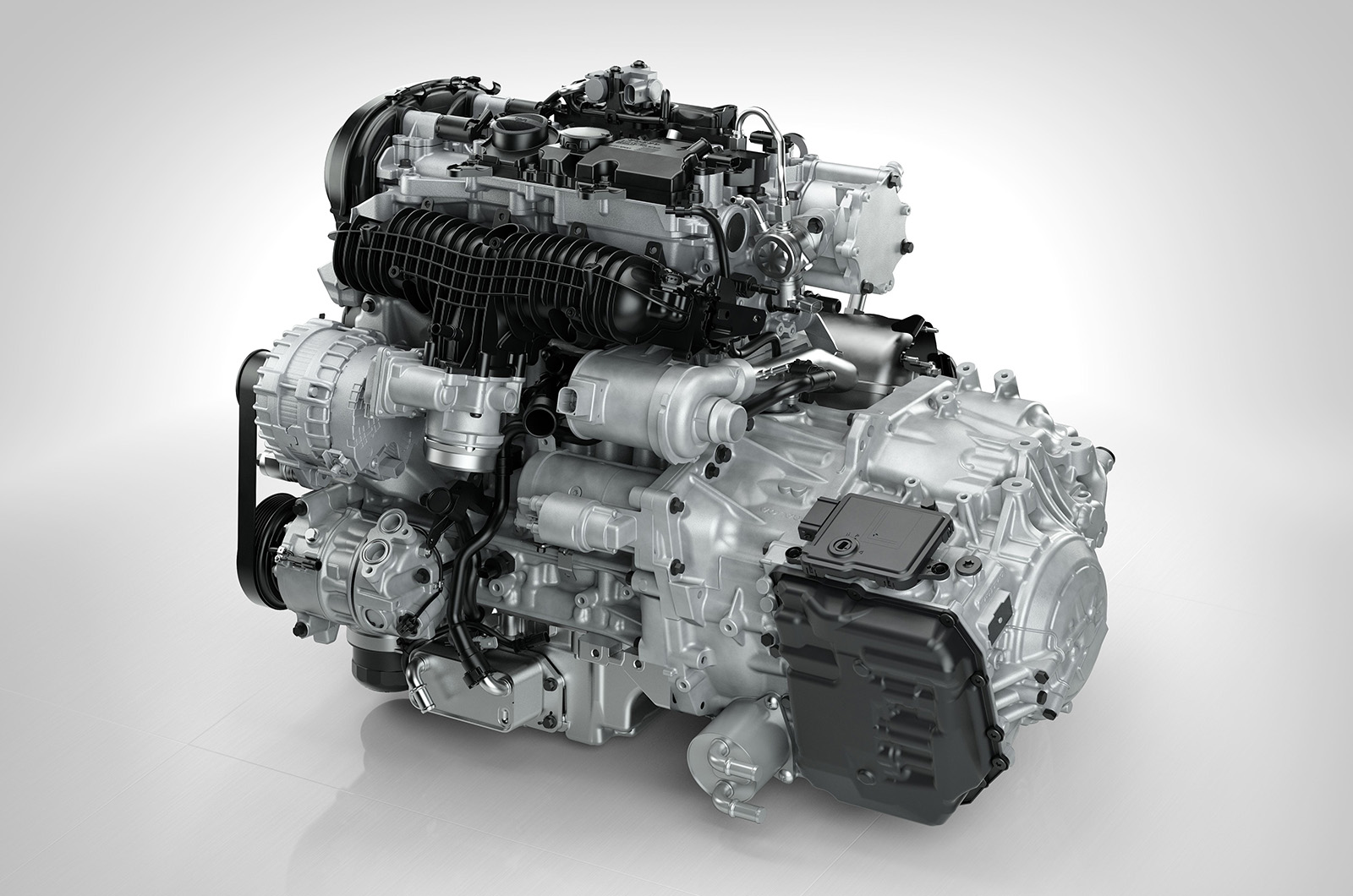 Volvo Unveils New Engine Family Autocar 5 Cylinder Problems