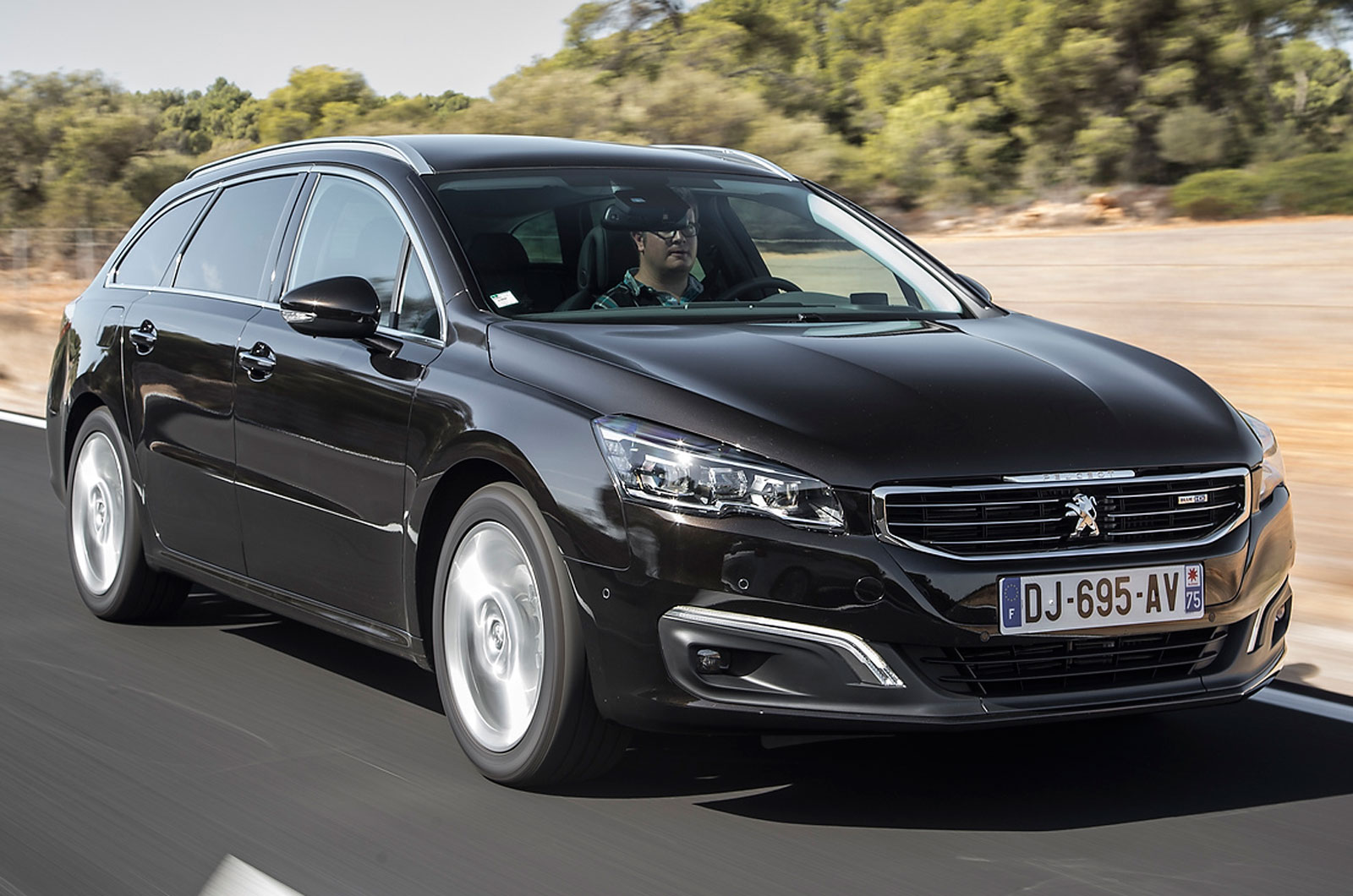 peugeot 508 sw allure 2 0 bluehdi 150 first drive review autocar. Black Bedroom Furniture Sets. Home Design Ideas