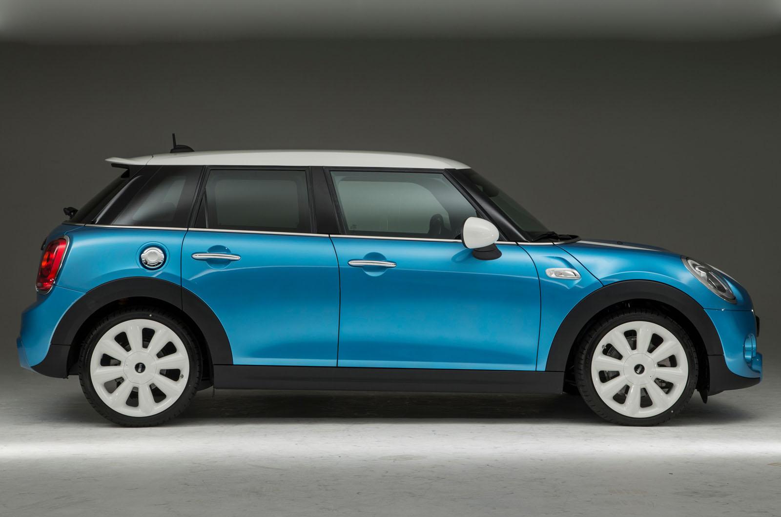 New Five-door Mini Hatchback Revealed