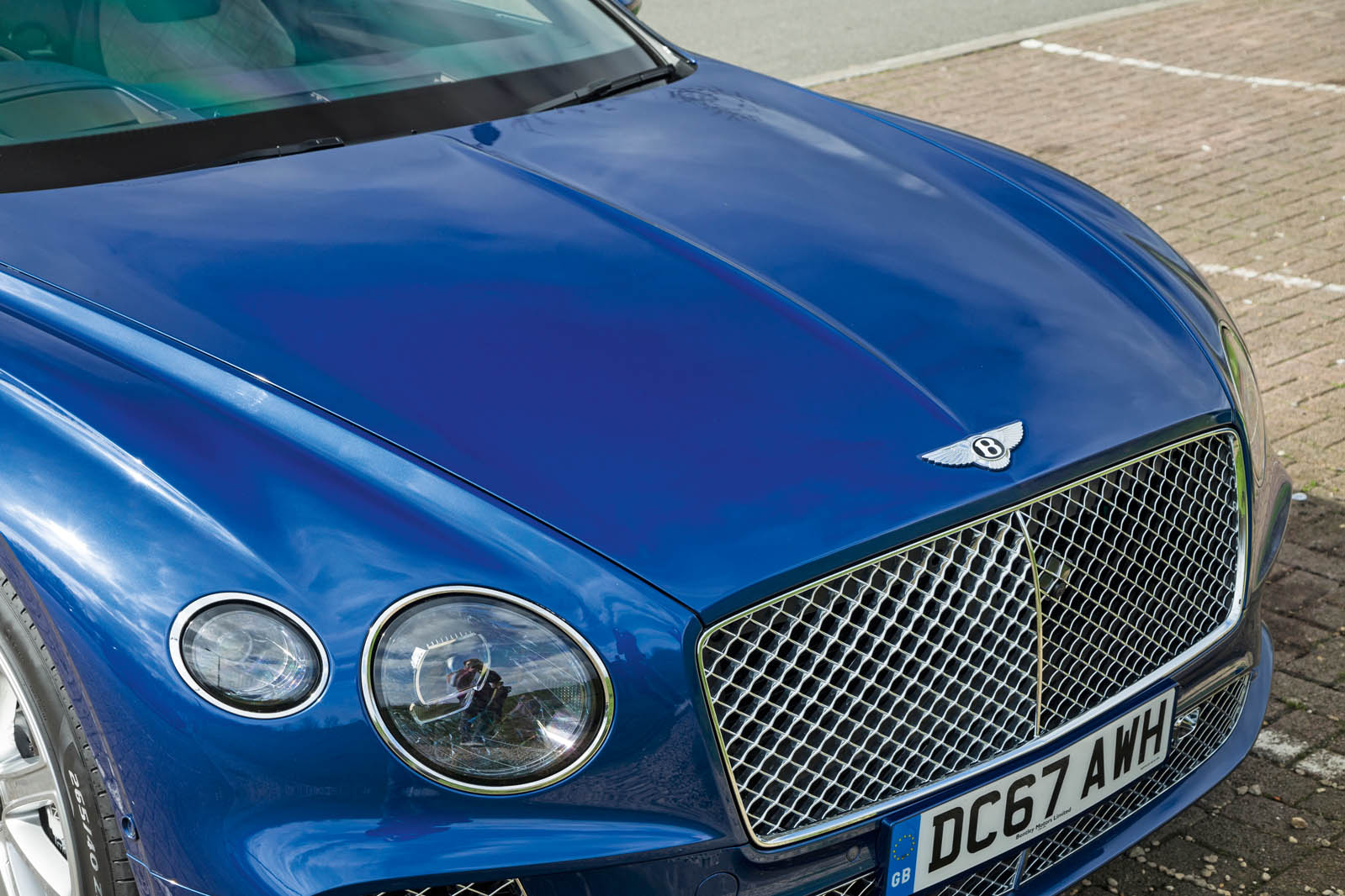 Bentley Continental Gt Mpg Running Costs Autocar