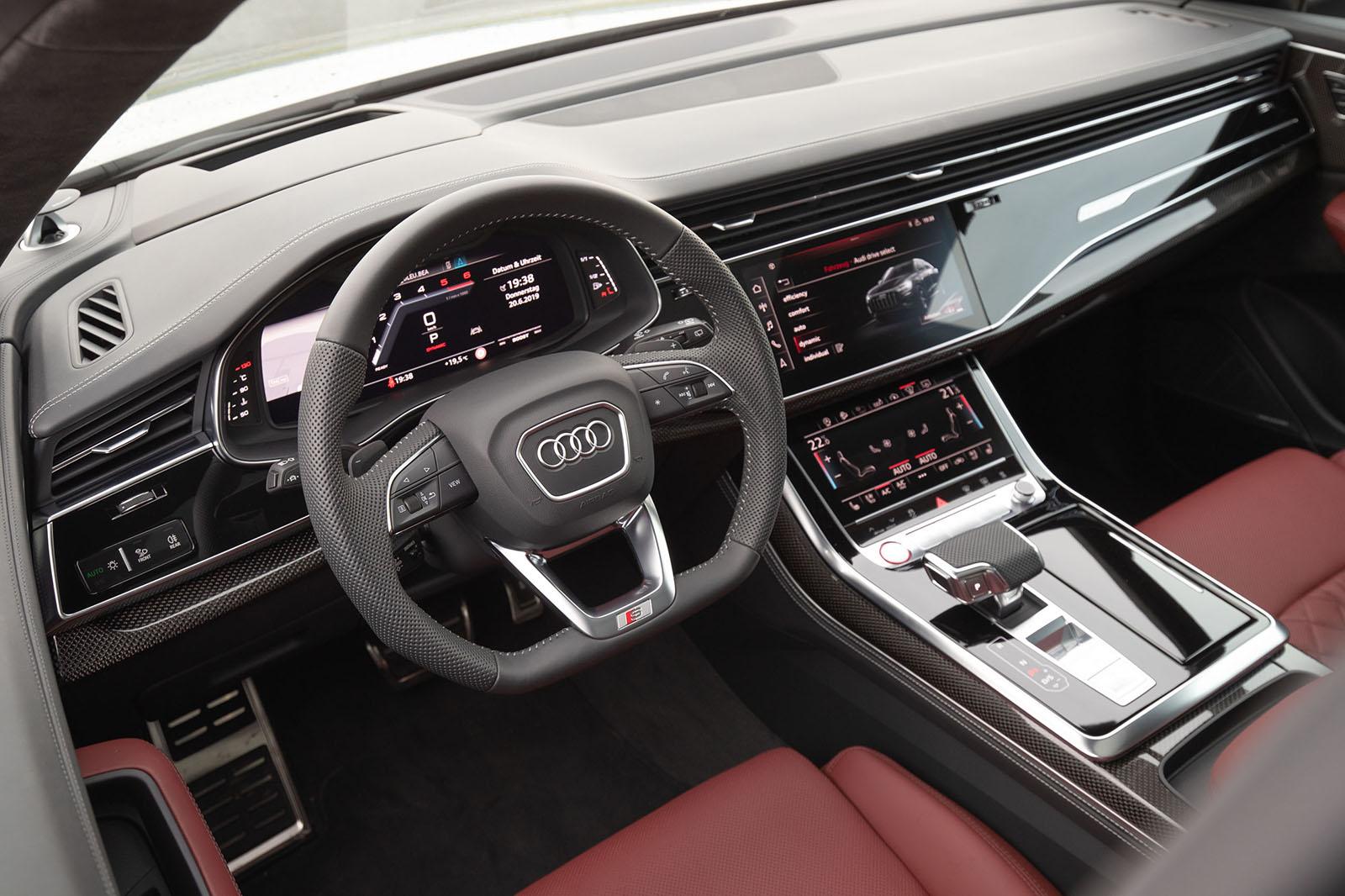 Kekurangan Audi Sq8 2019 Spesifikasi