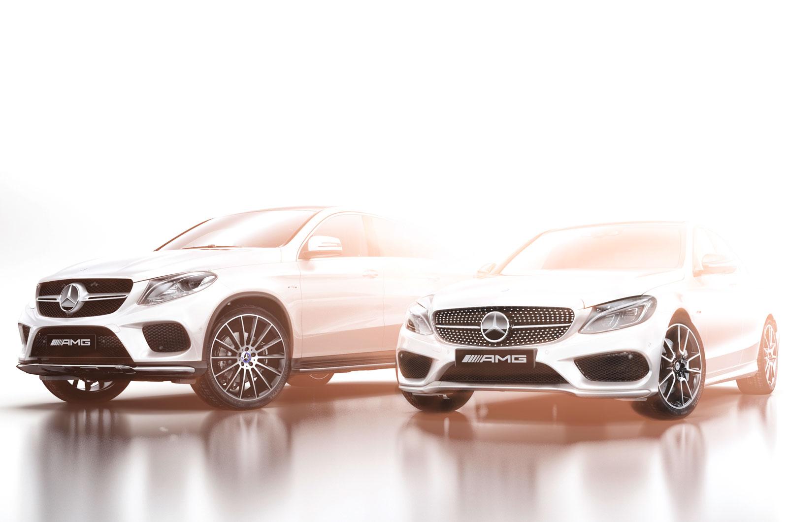 2015 - [Mercedes] GLE Coupé [C292] - Page 13 AMGSportline