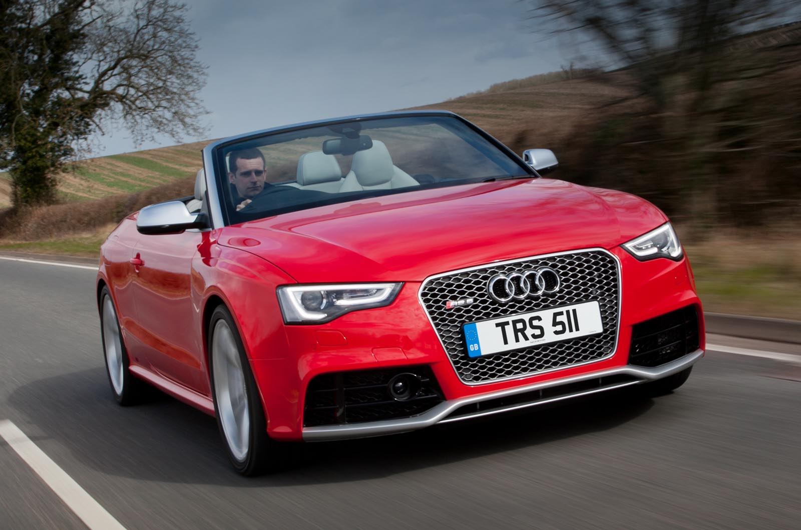 Audi Rs5 Cabriolet First Drive Review Review Autocar