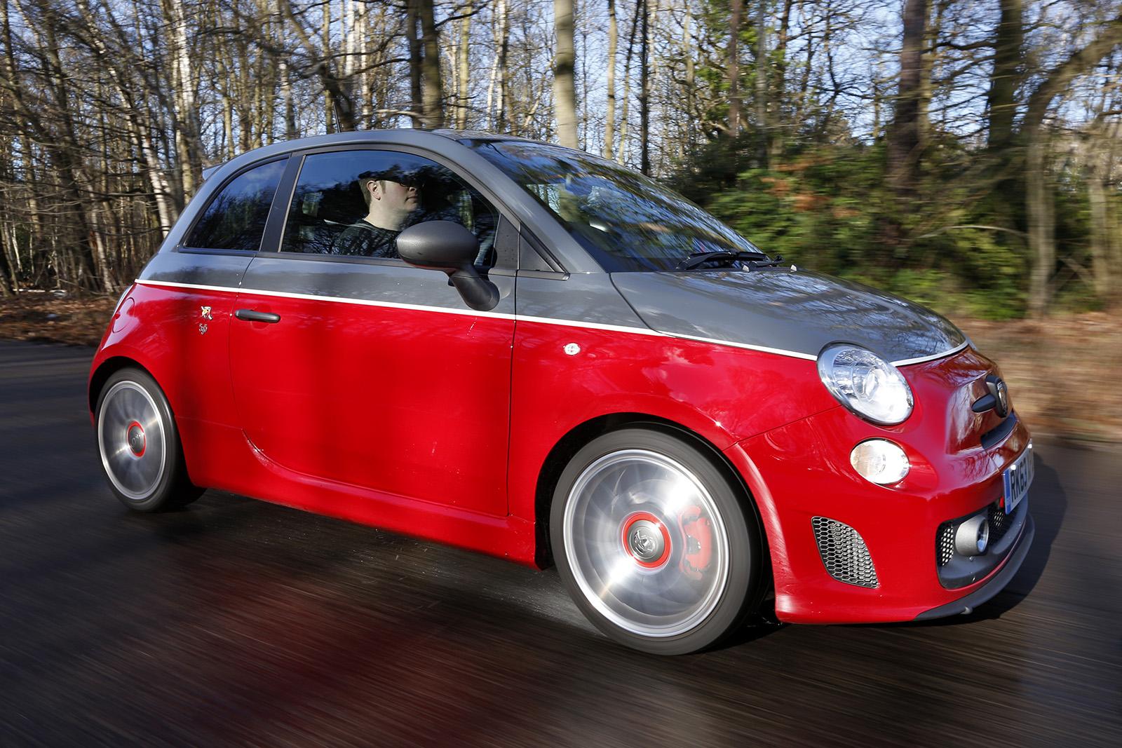 Fiat 500 Mpg >> Fiat 500 Abarth 595 Competizione Review | Autocar