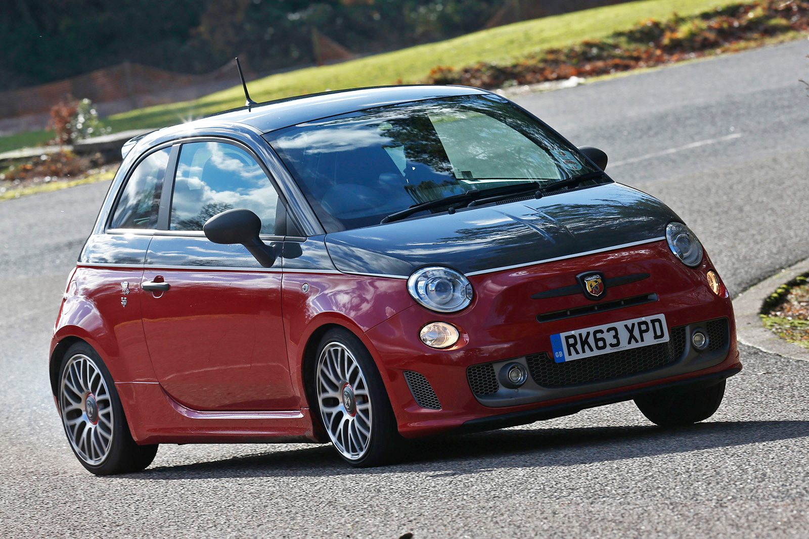 fiat 500 abarth 595 competizione review autocar. Black Bedroom Furniture Sets. Home Design Ideas