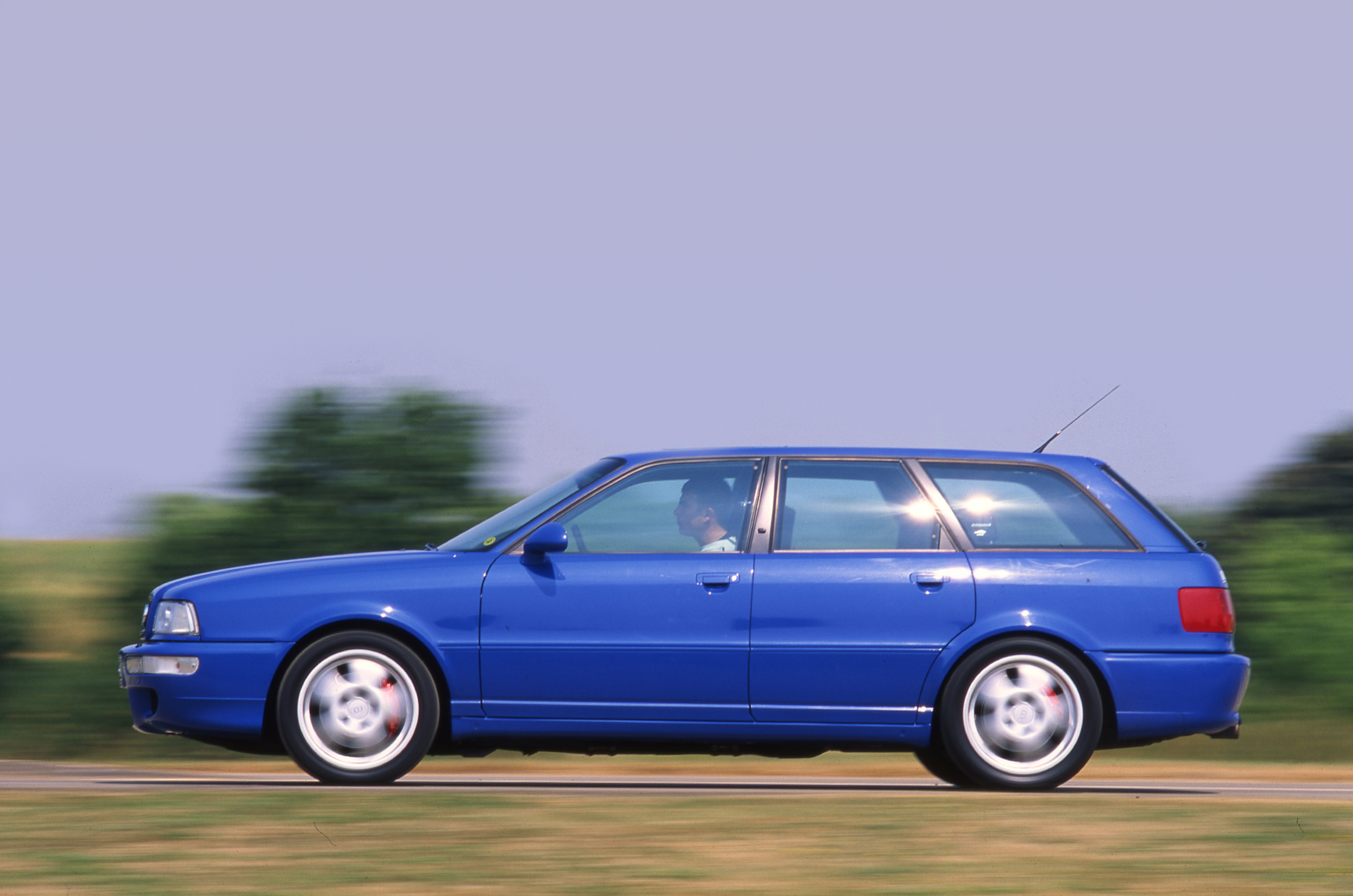 History Of The Audi Rs2 Picture Special