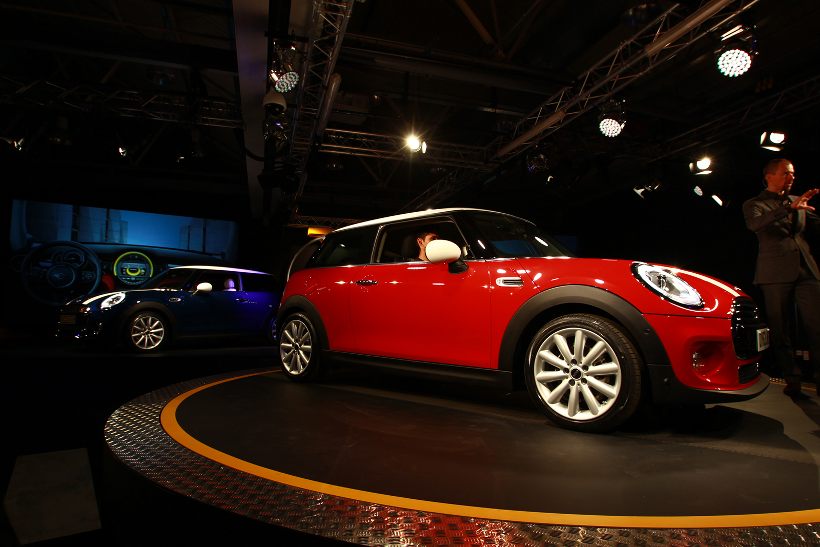 All new 2014 mini revealed - Tokyo motor show 2014 ...