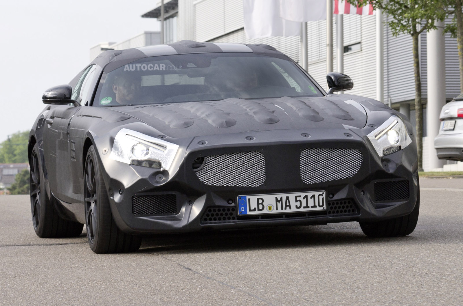 2014 - [Mercedes-AMG] GT [C190] - Page 2 Erl_AMG_12