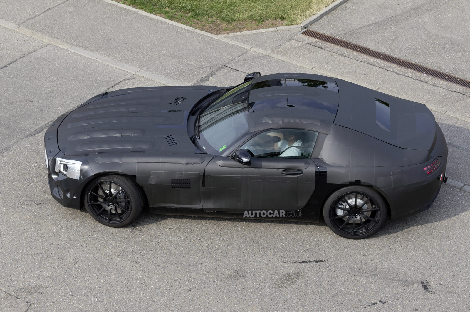 2014 - [Mercedes-AMG] GT [C190] - Page 2 Erl_AMG_13