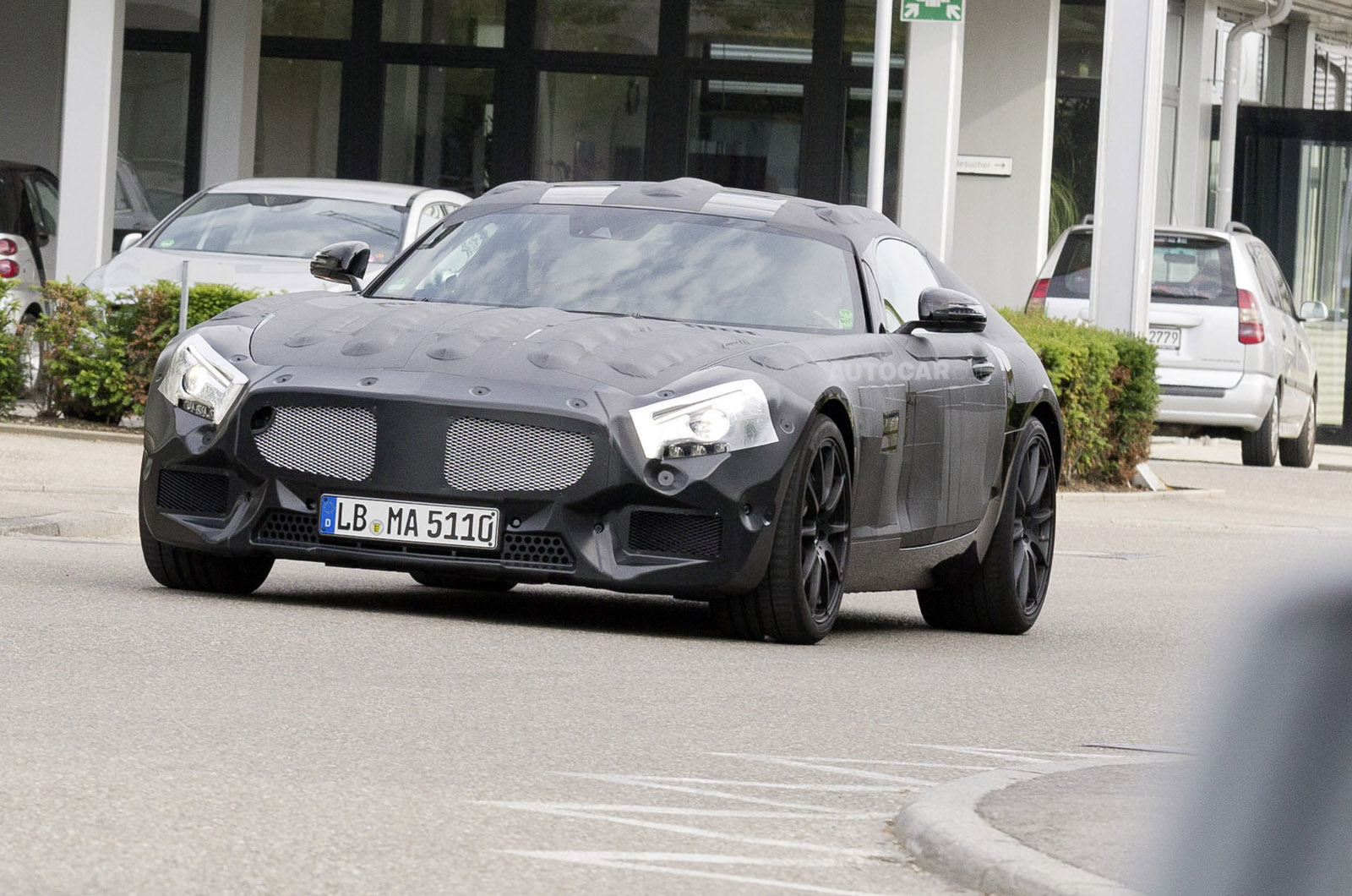 2014 - [Mercedes-AMG] GT [C190] - Page 2 Erl_AMG_15