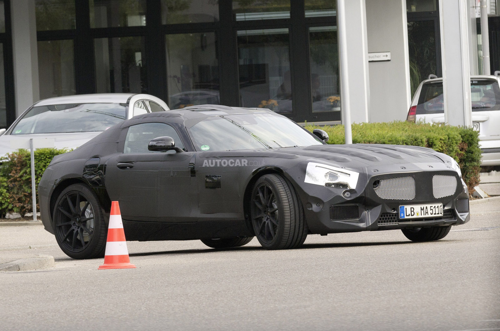 2014 - [Mercedes-AMG] GT [C190] - Page 2 Erl_AMG_17