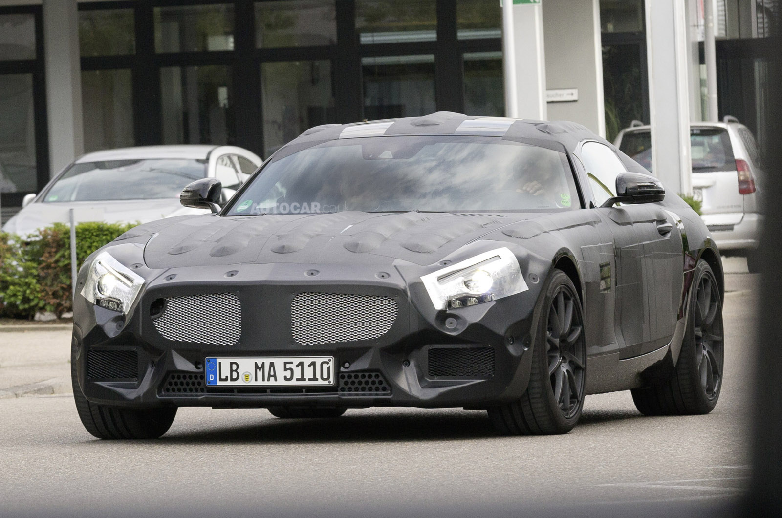 2014 - [Mercedes-AMG] GT [C190] - Page 2 Erl_AMG_18