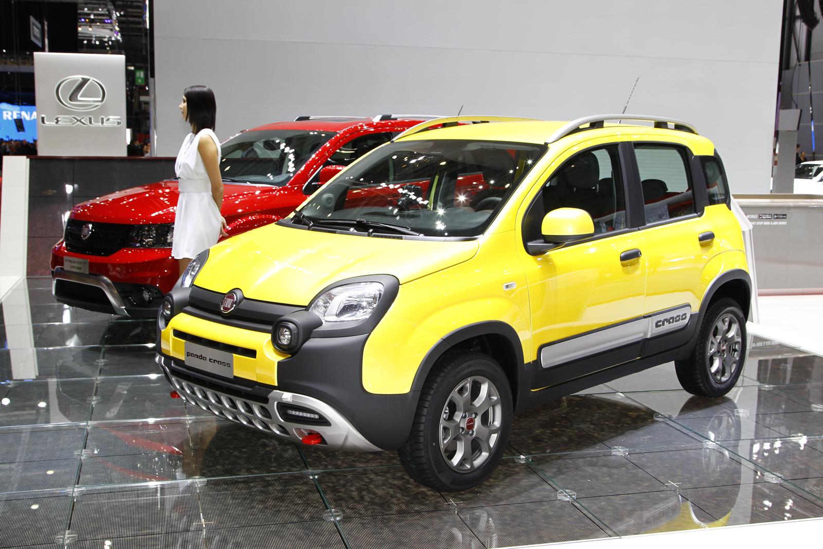New Fiat Panda Cross On Sale This Autumn Autocar